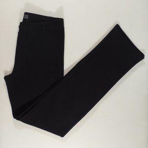 Betabrand Women's Black Dress Yoga Pants Size M